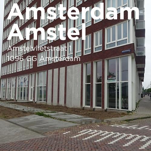 WattCycling locatie Amsterdam Amstel