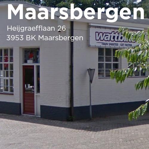 WattCycling locatie Maarsbergen
