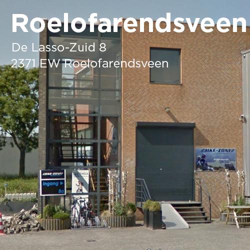 WattCycling locatie Roelofarendsveen