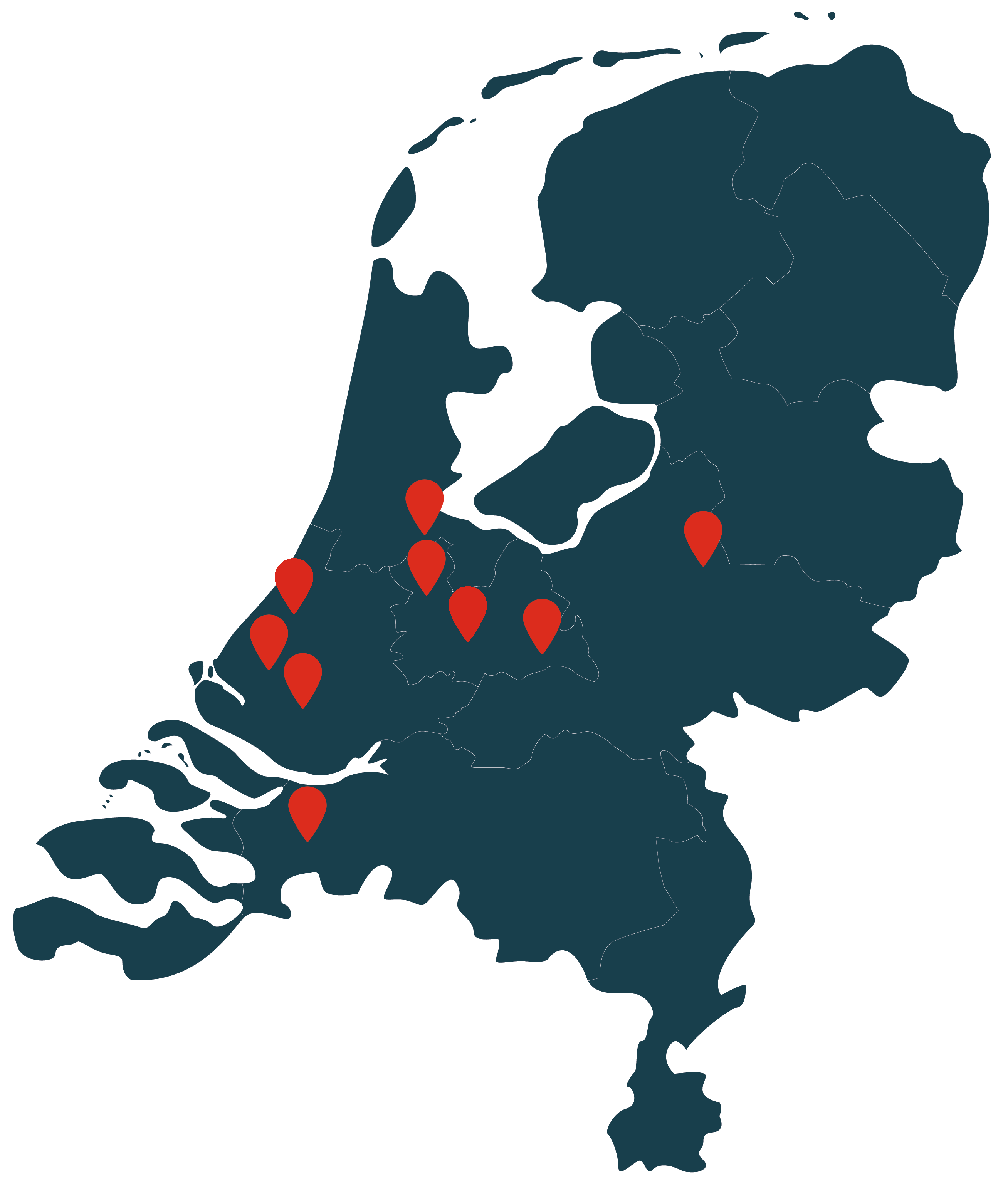 kaart-nederland-locaties-wattcycling-25-oktober